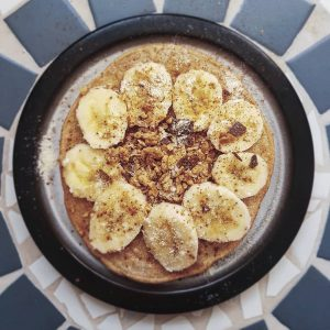 Insektenprotein Pancakes